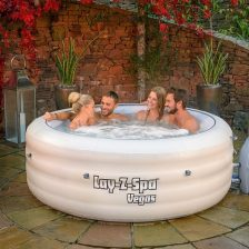 We review some of the best inflatable hot tubs on the market