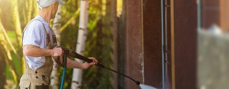 Reviews of the best pressure washers on the UK market in 2019